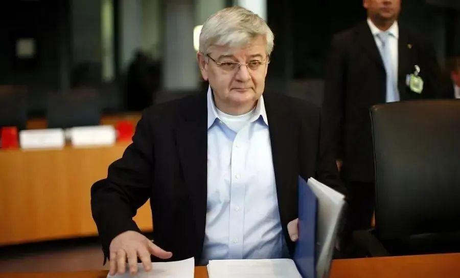 德国前外长约施卡·菲舍尔