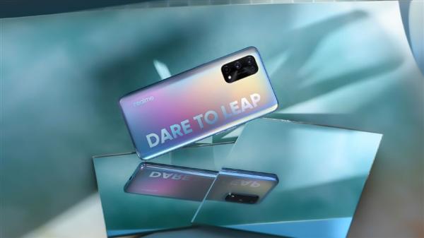 最轻的天玑1000+手机 realme X7 Pro降价:2299元