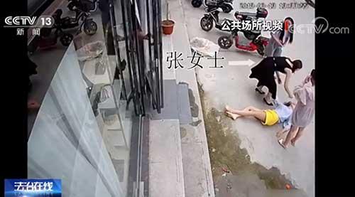 【沈阳楼凤验证】_河南遭家暴跳楼女子讲述细节:丈夫露出得意笑容 当时以为自己眼瞎了