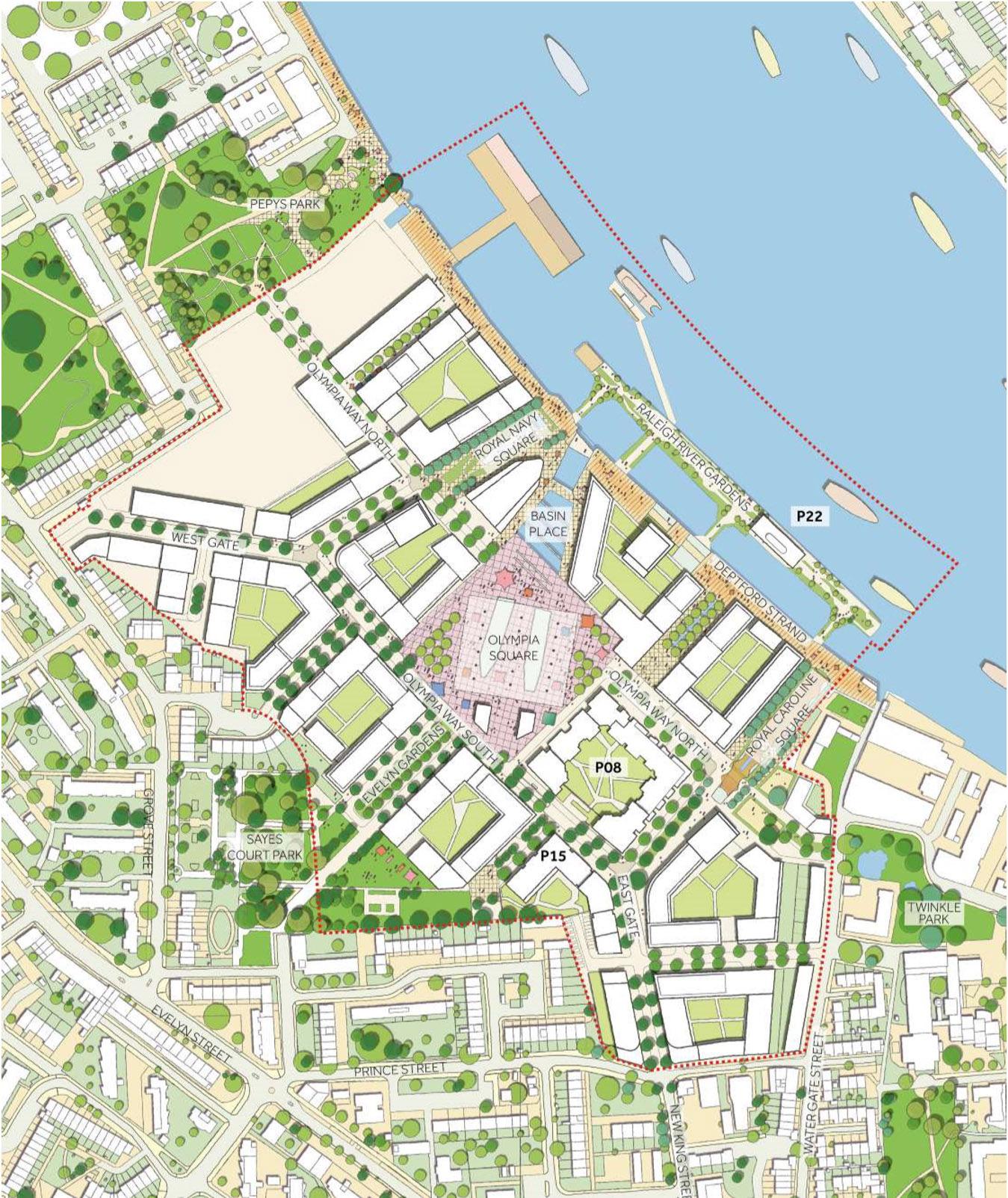 【彩乐园3官网】_李嘉诚要在英国建一座城:泰晤士河畔16万平米项目获批动工