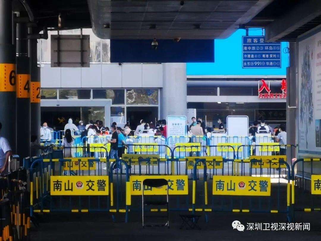 【世界网站排名】_香港疫情严峻,返回内地港人增加?深圳湾口岸最新回应来了