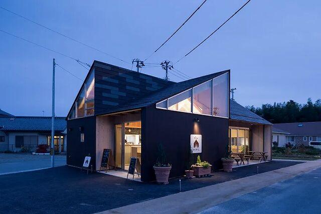一间建在灾区的咖啡馆,为何两度获得日本最高设计大奖?