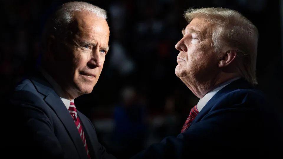2020美国总统大选依旧充满悬念。