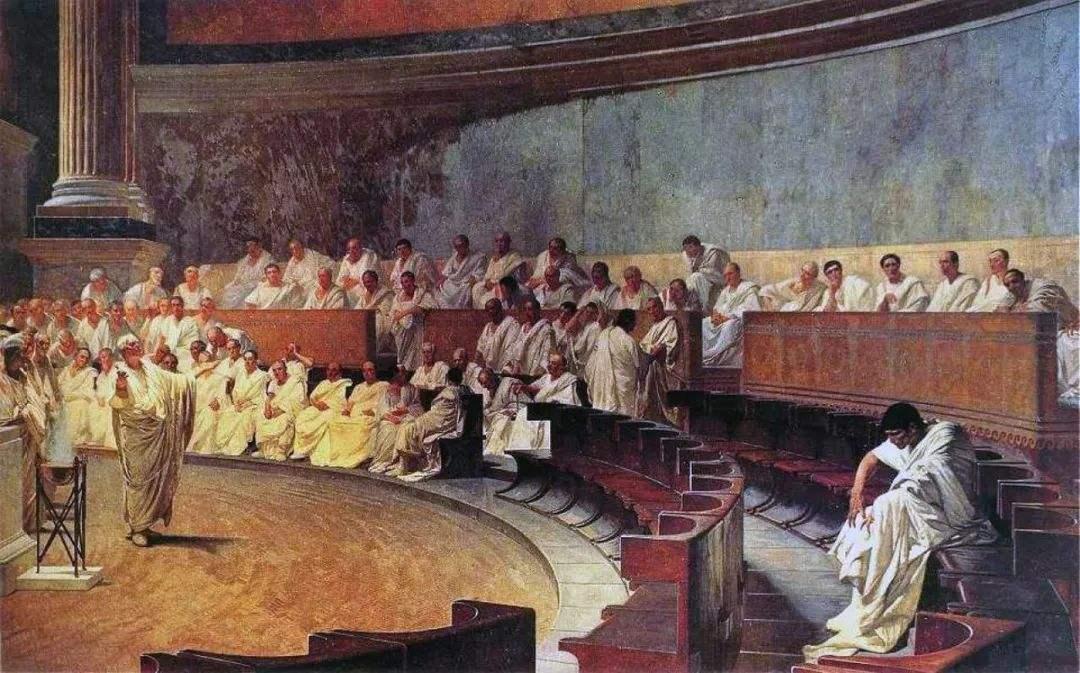 羅馬元老院