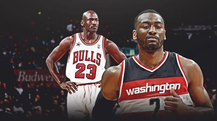 沃尔:乔丹能在当今的NBA场均砍下45分