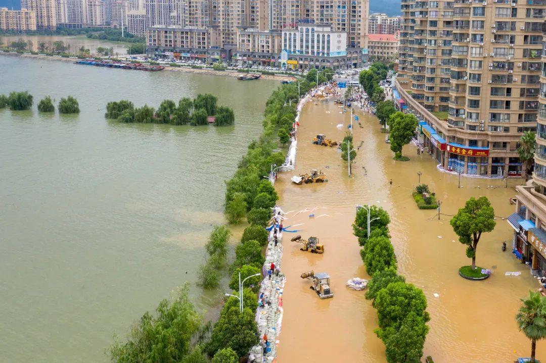 【彩乐园邀请码】_水位距98年最高位仅剩0.22米,江西洪灾为何如此严重