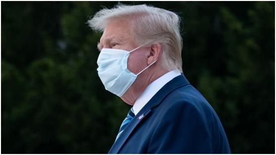 """【谷歌网络推广】_特朗普贴文称""""新冠没有流感致命"""" 脸书删帖、推特限制转发"""