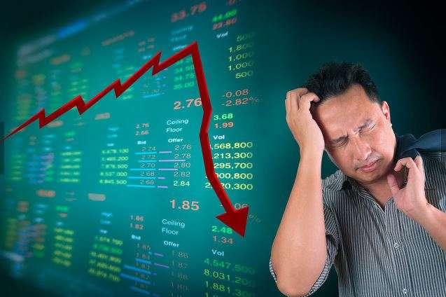 """美股暴跌纳指重挫近5% """"明斯基时刻""""将至?欧股遭受拖累尾盘大跳水"""