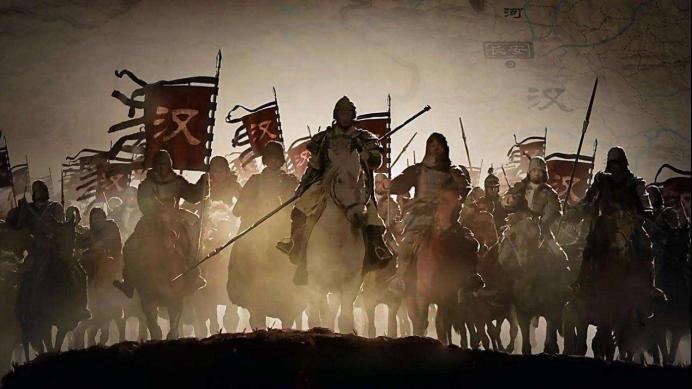 三、汉帝国反击下的崩溃