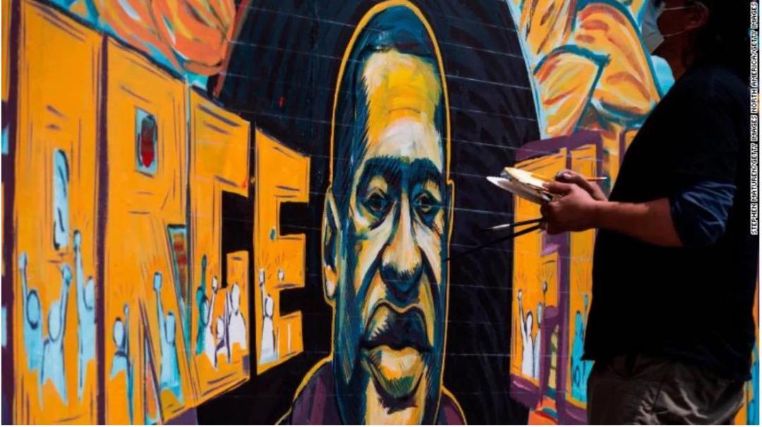 """【久久热在线赚钱培训】_美国种族歧视百年轮回:从""""黑色华尔街""""到弗洛伊德之死"""
