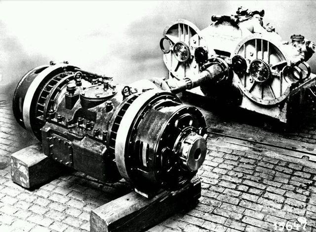 △电传动机