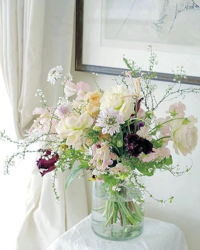 春天的到来三月的馈赠,当花卉与珠宝相融合