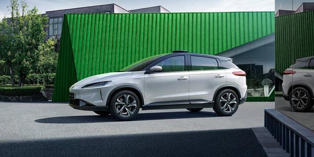 小鹏汽车推出全新的电池租赁服务