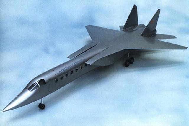 超音速出行!盘点那些企图变身超音速公务机的军用飞机们