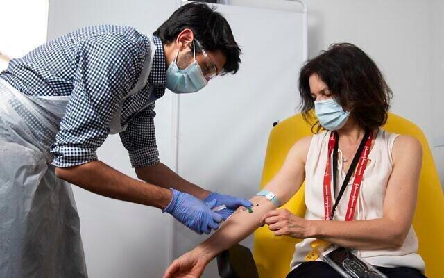 【彩乐园下载进入12dsncom】_牛津公布疫苗第一阶段临床试验结果:能产生免疫反应