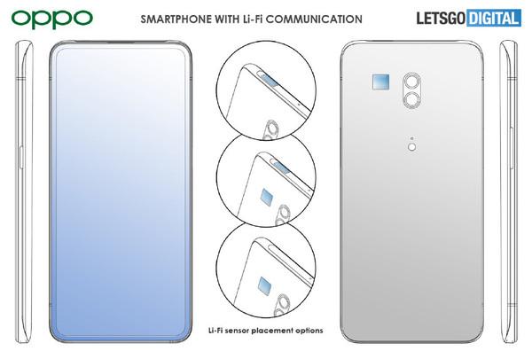 OPPO LiFi智能手机