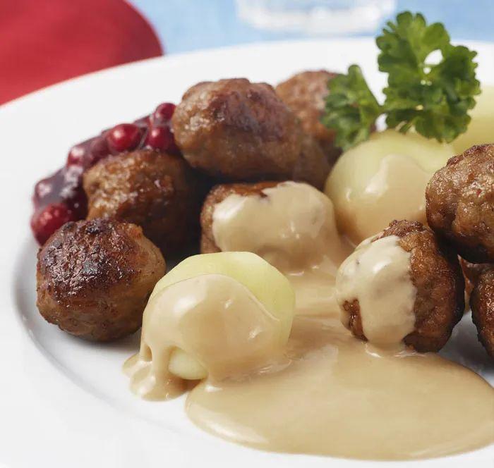 宜家的肉丸配方被公开,网友们:少了一个去宜家的理由咯…