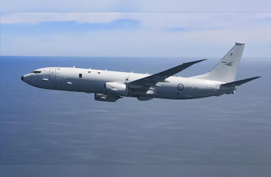 澳大利亚P-8A进驻冲绳 除了监视朝鲜还想监视谁?