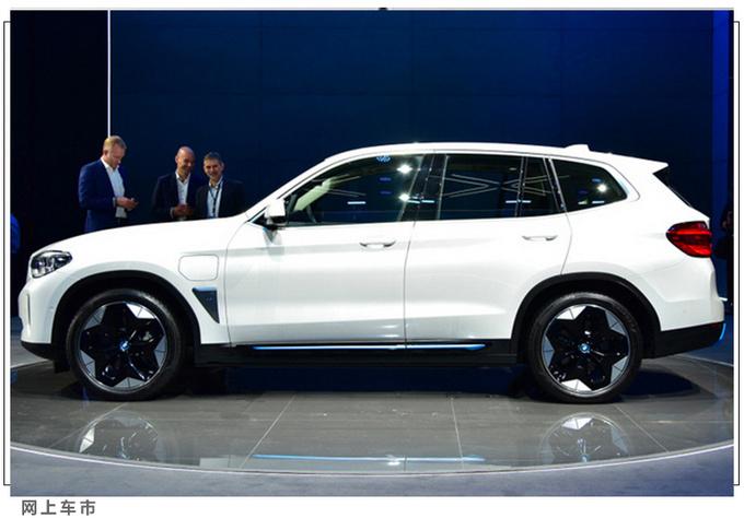 广州车展这6款新能源车值得关注宝马iX3国内上市-图4