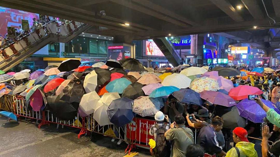 """【hodl】_补壹刀:当心!""""港独""""盯上泰国示威,一个反华暗影浮出水面"""
