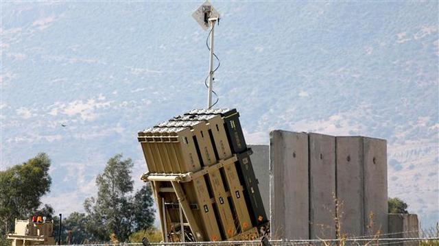 战斗重新打响,大批火箭呼啸扑来,以色列果断接战,铁穹神话破灭