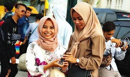 印尼人与马来人属于同一种族