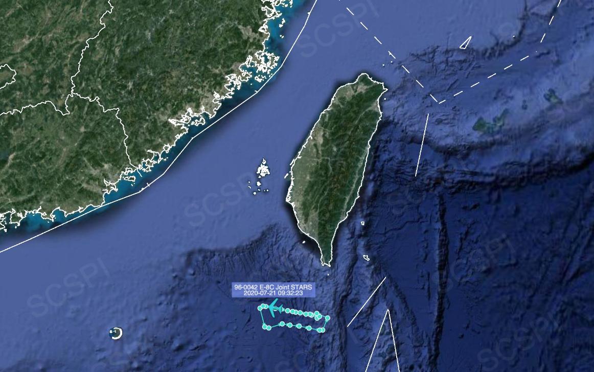 【楼盘推广方案】_双航母刚走侦察机又来 美军E-8C飞机被曝飞入南海窥探
