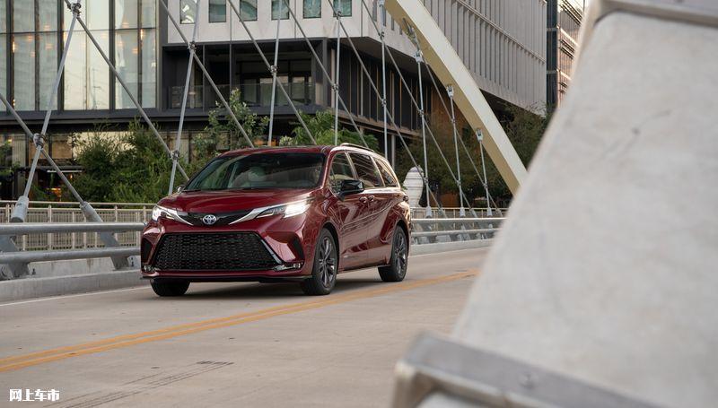 丰田全新塞纳售价曝光下月开售/搭2.5L混动引擎-图30