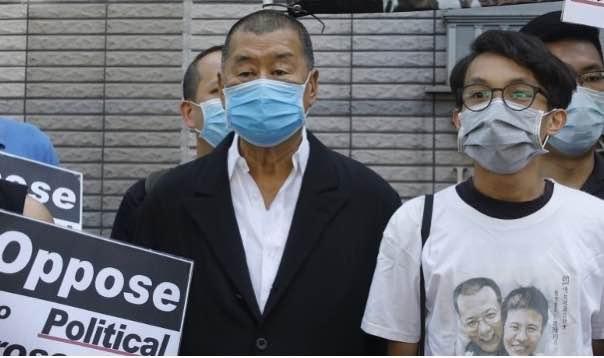 【刷百度关键词】_黎智英涉煽惑非法集结罪押后至9月15日再讯