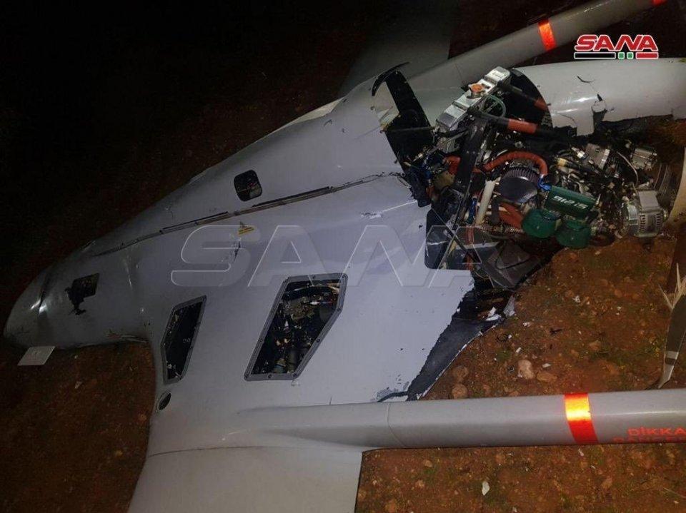 是巧合?俄军绝密间谍机现身伊德利卜,土军无人机接连坠毁