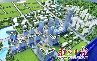人工智能小镇增补为市重大预备项目