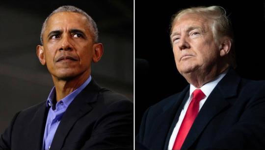 """特朗普奥巴马积怨打破白宫传统,谁才是""""无能总统""""?"""