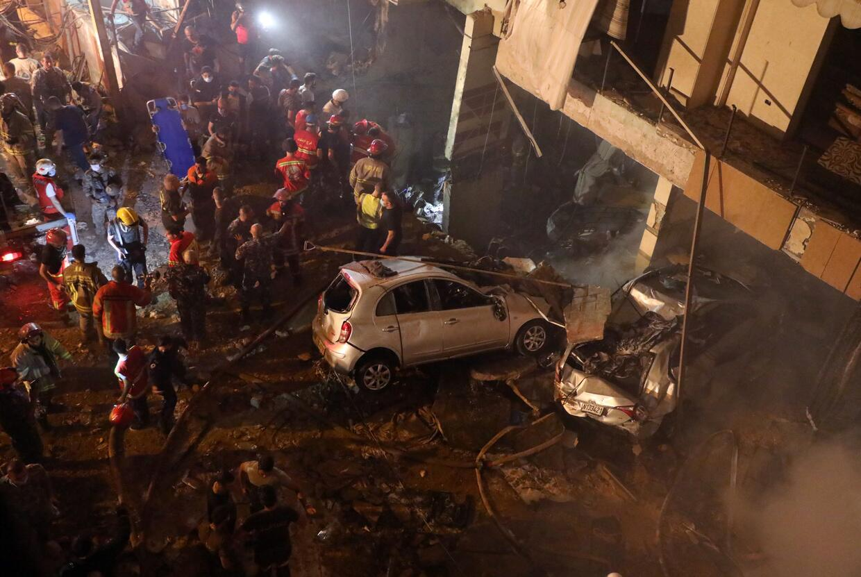 【张俊亚洲天堂】_外媒:黎巴嫩首都贝鲁特发生爆炸,已致4死多伤
