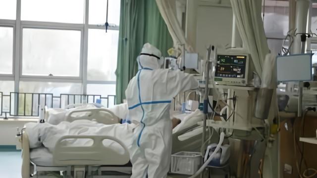 武汉的哥载护士去医院 被一个电话感动到想哭