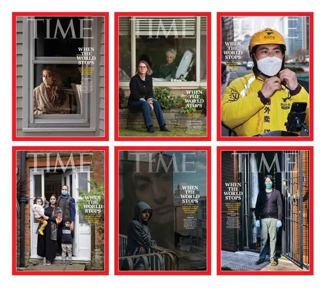 中国快递小哥为什么成为美国《时代》封面?-快递新闻网
