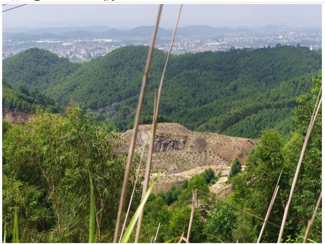 "【Jopee元搜索】_广东一省级抗战遗址疑遭非法开采,""两座山头被拔掉了"""