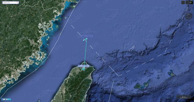 【google 排名】_对华进一步挑衅?美军侦察机疑似侵入中国台湾领空