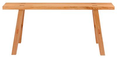 因价差而著名的MUJI条凳,日本售价10000日元(约合人民币666元),中国售价1000元。