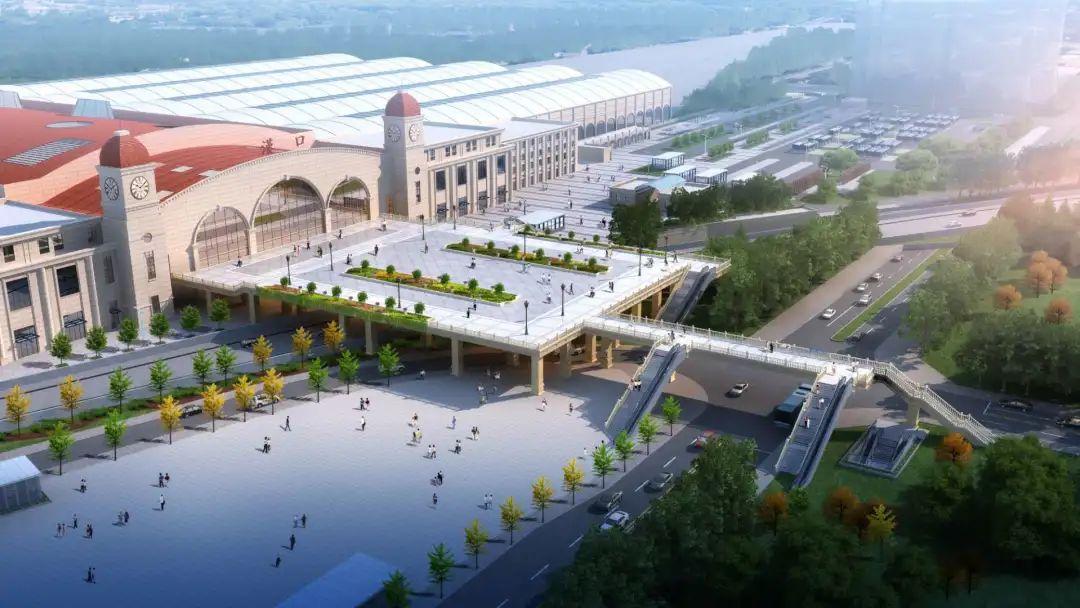 武汉汉口火车站有大动作 极大地方便市民进站候车和乘车