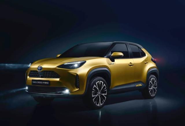 丰田全新小型SUV开售海外起售价不到12万人民币
