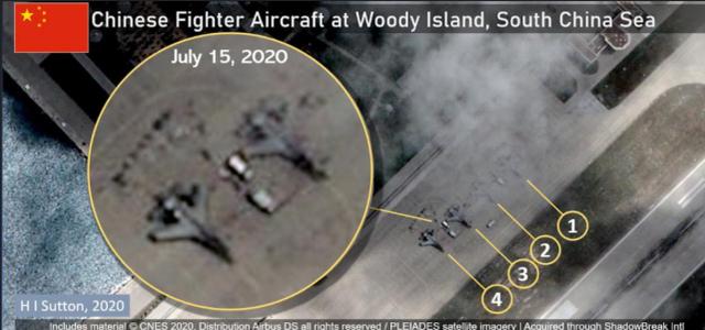 【刷百度关键词】_外媒:应对南海紧张局势 中国战斗机进驻西沙永兴岛