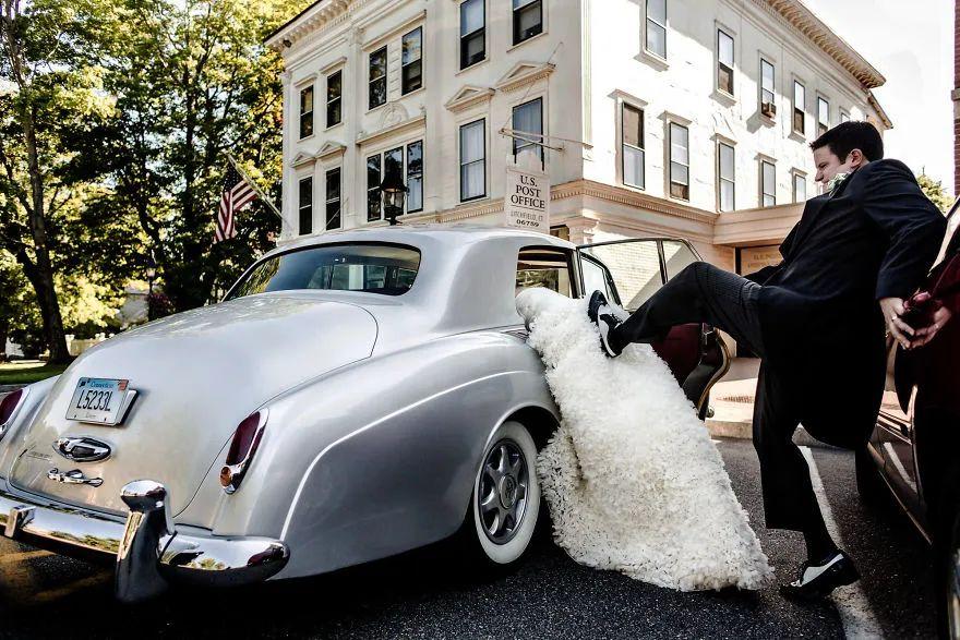 看完这些婚礼照片 你还想结婚吗?(组图)