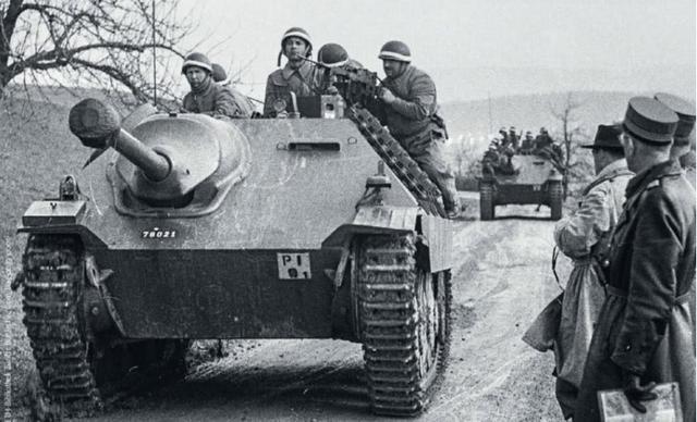 俄罗斯制造了最后的自行反坦克炮?其实瑞士也差点将其复活