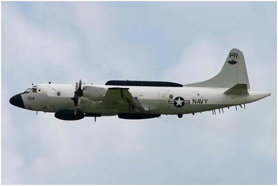 美国海军EP-3E电子侦察机资料图