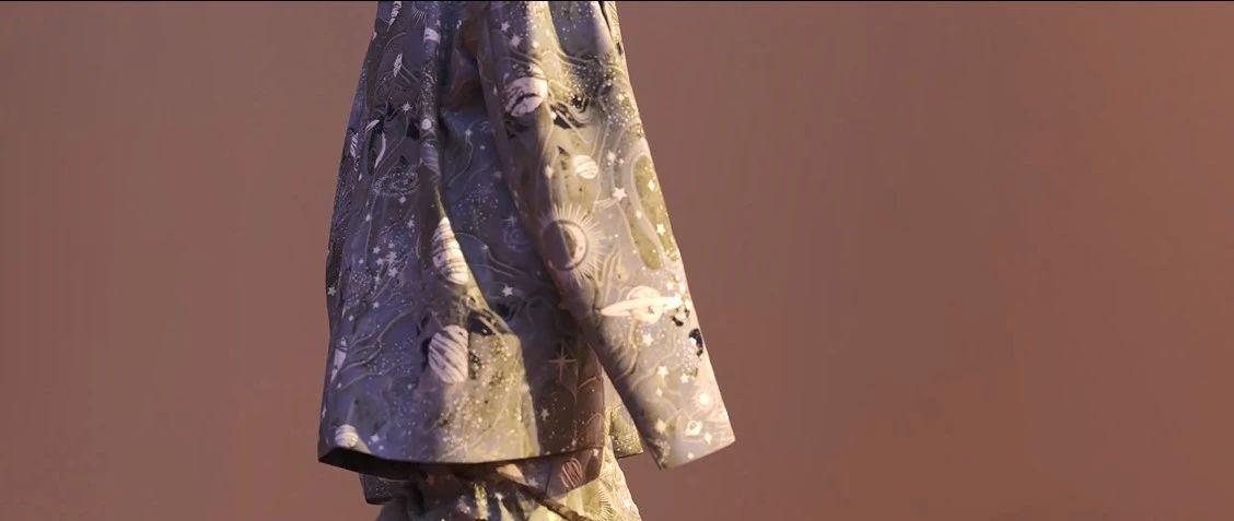 Style3D 一场火星上的虚拟时装秀引发时尚圈热议