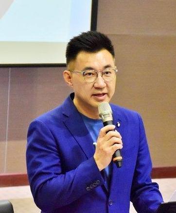 【宁波快猫网址】_国民党主席江启臣向大陆水灾受难者致哀