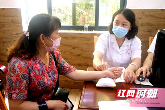 """汝城县中医院是首批加入""""湖南中医""""医"""