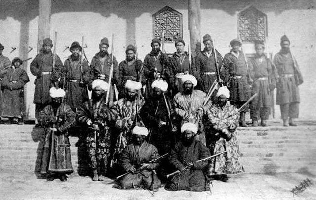 阿古柏率军侵占我国新疆
