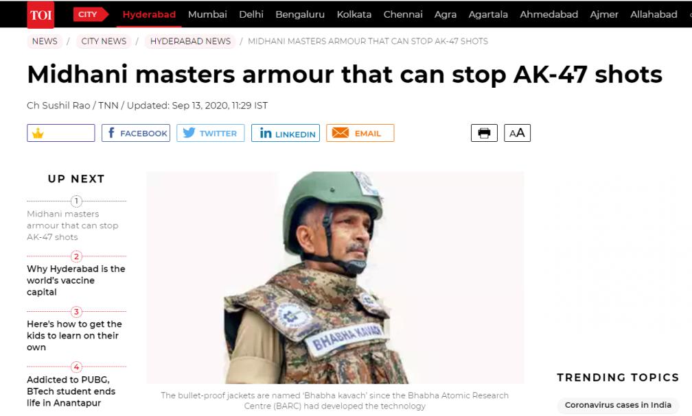 【丁丁地图南京】_印度开造防弹军车和背心,能挡AK-47