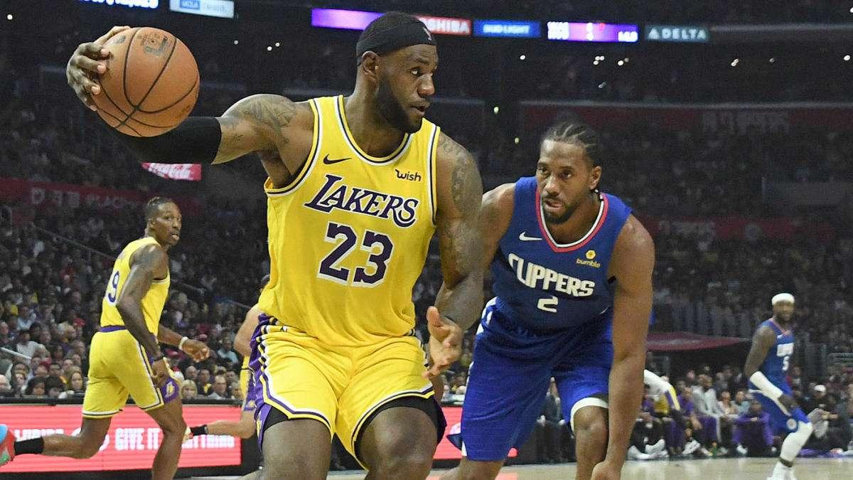 湖人和快船不參加季后賽,NBA還有什么看頭?